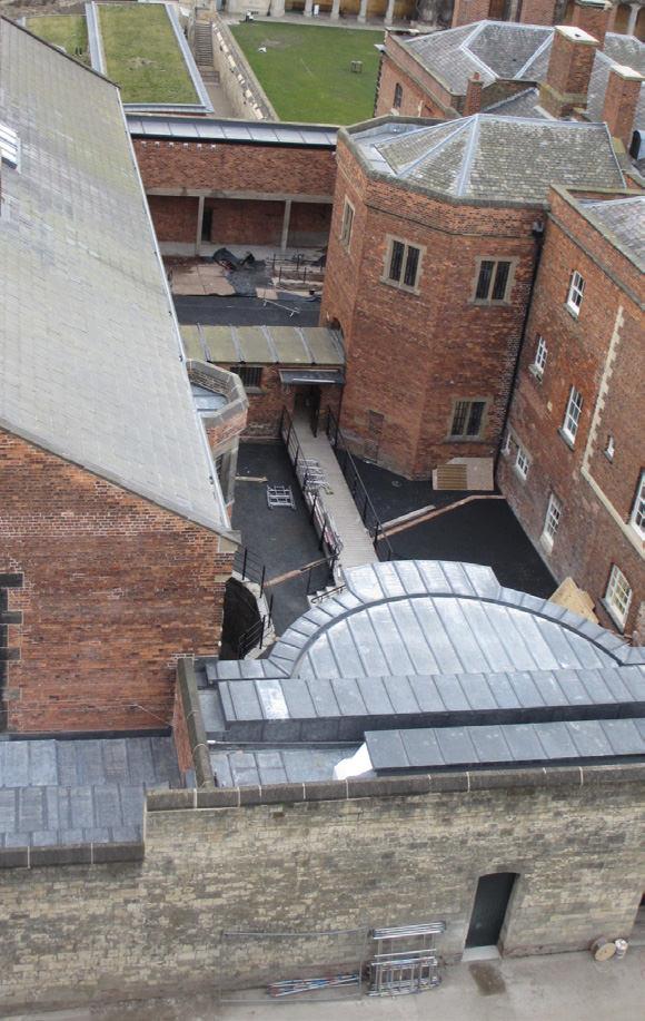 882-01 Lincoln Castle Revealed Prison & MCQQWDSd