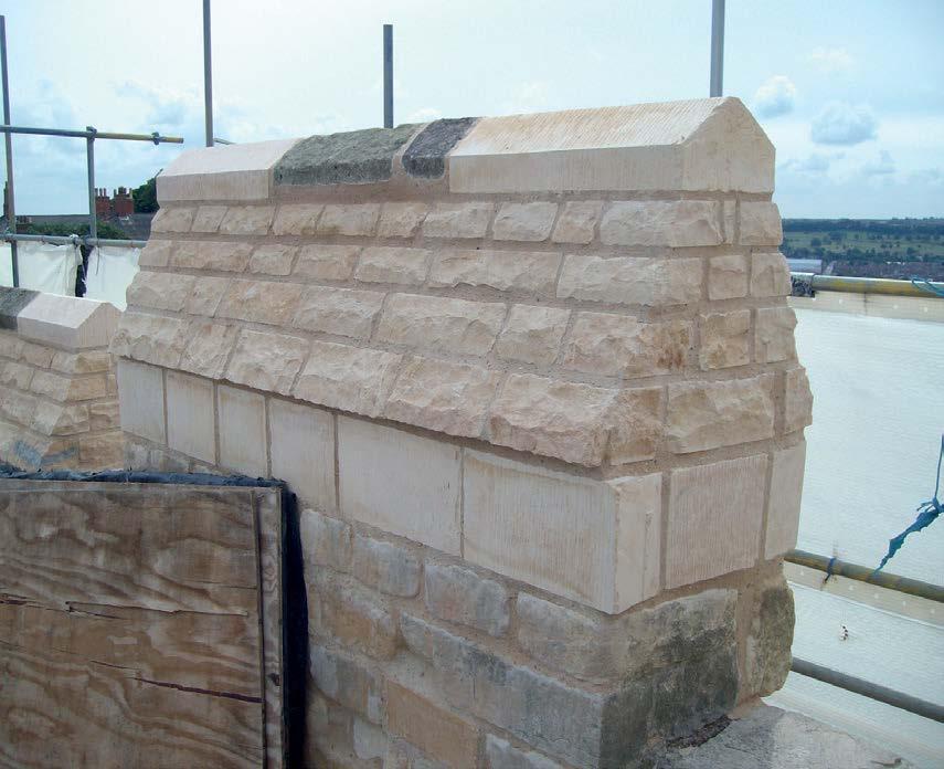 882-01 Lincoln Castle Walls5