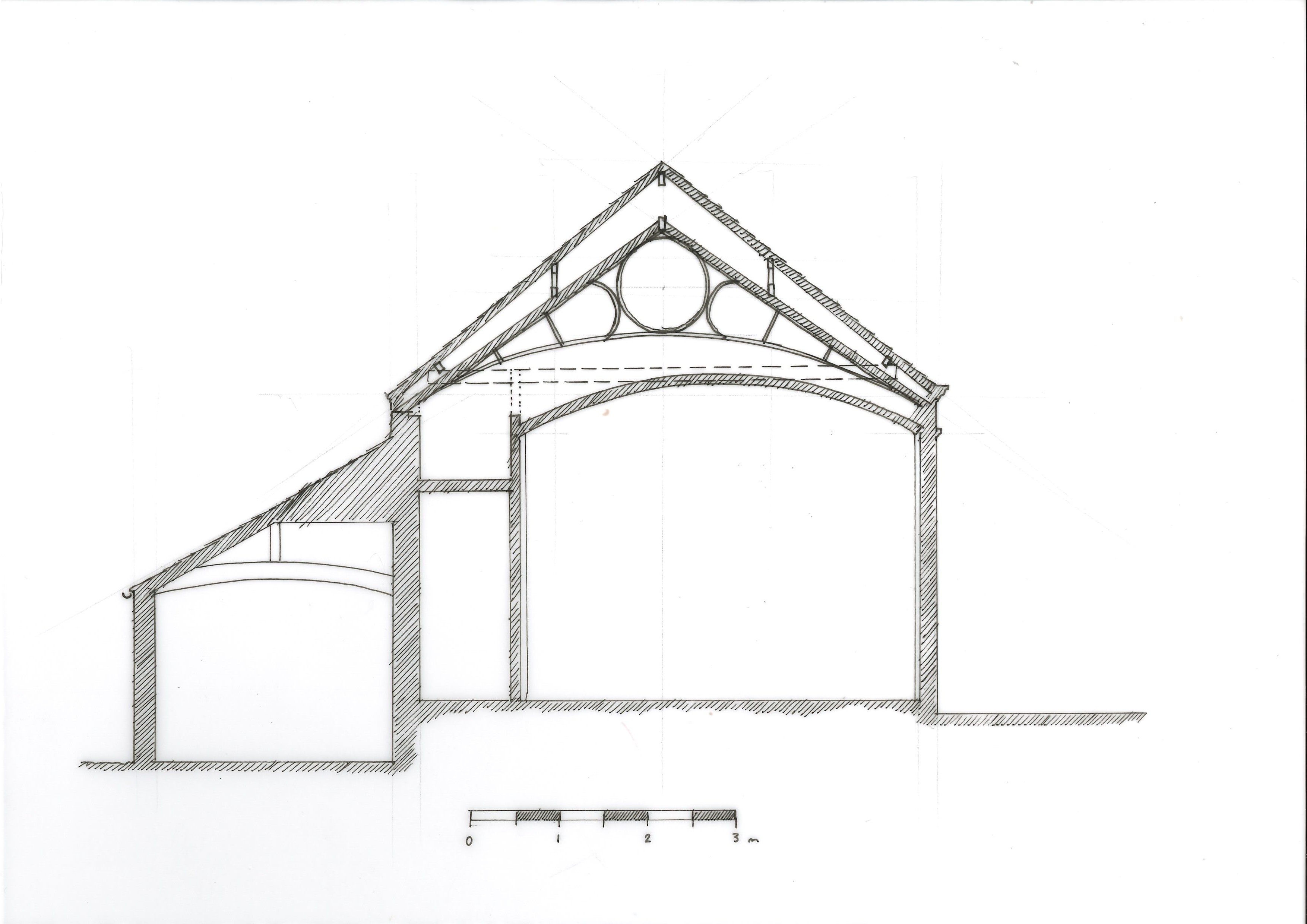 section sketch